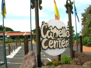 Camello Center Eingang