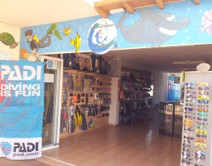 Nonstop Divers Lanzarote Shop
